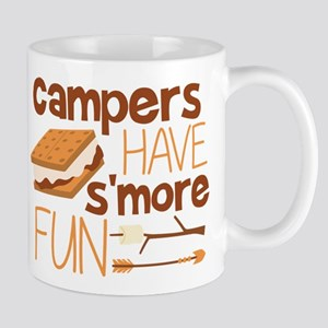 Campers Have S'more Fun Mugs