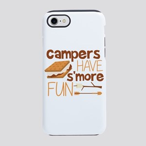 Campers Have S'more Fun Iphone 7 Tough Case