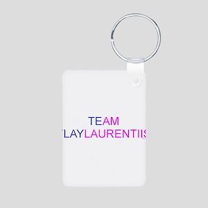 Team Flaylaurentiis Aluminum Photo Keychain