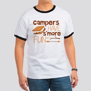 Campers Have S'more Fun T-Shirt