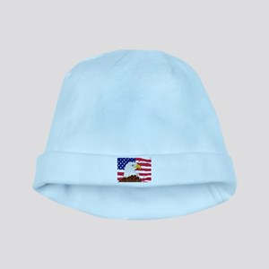 At What Price Freedom baby hat