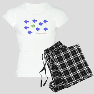 Daring 2 Be Unique Women's Light Pajamas