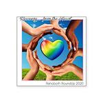 Rehoboth RoundUp 2020 SMALL logo2 Sticker