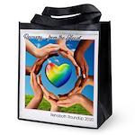 Rehoboth RoundUp 2020 SM Reusable Grocery Tote Bag