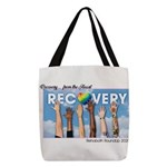 Rehoboth Round Up 2020 Polyester Tote Bag