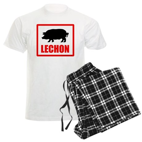 Lechon Men's Light Pajamas