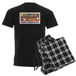 FlipsideTshirts Men's Dark Pajamas