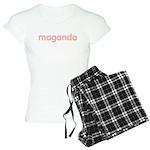 maganda Women's Light Pajamas