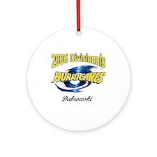 2006 Divisonals Ornament (Round)