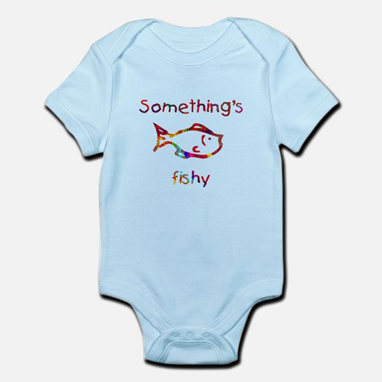 Something's Fishy Infant Bodysuit