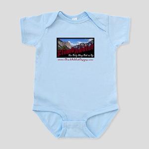 Yosemite Backdrop Infant Bodysuit