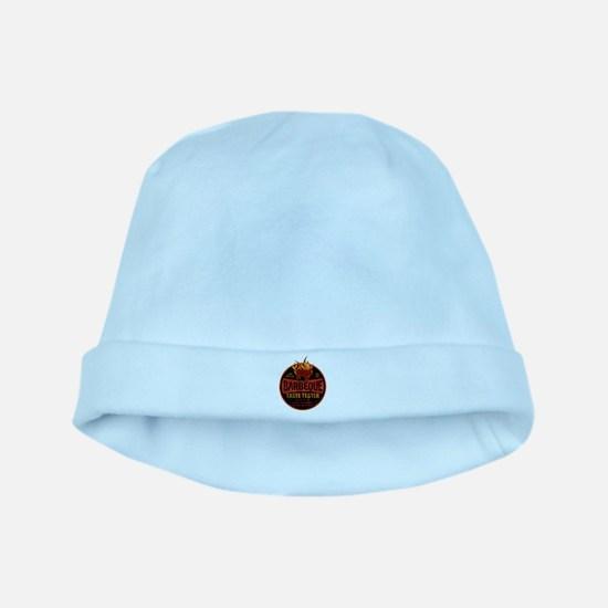 BBQ TASTE TESTER baby hat