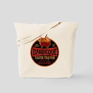BBQ TASTE TESTER Tote Bag
