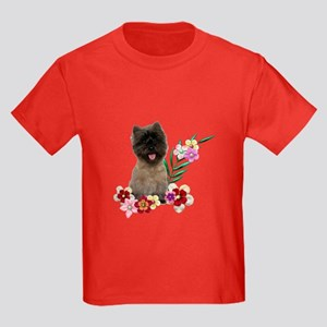 Cairn Terrier Kids Dark T-Shirt