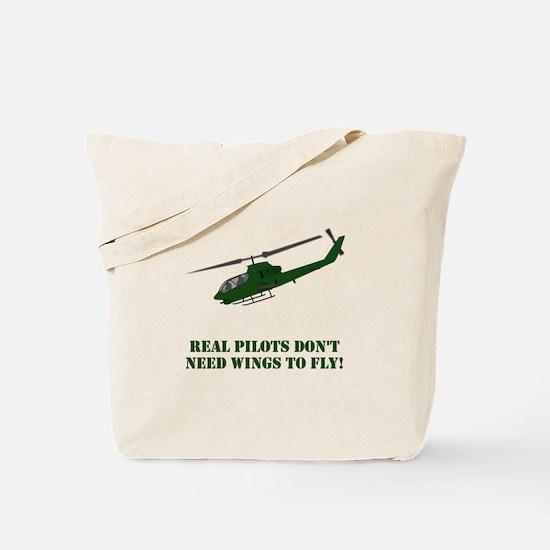 Cute Air force pilot Tote Bag