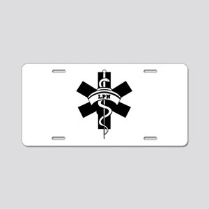 LPN Nurses Medical Aluminum License Plate
