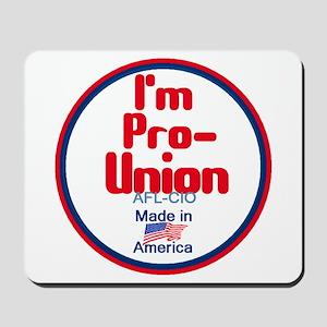 Pro Union Mousepad