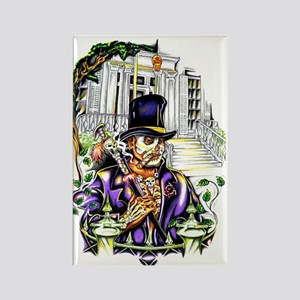 VooDoo New Orleans Rectangle Magnet