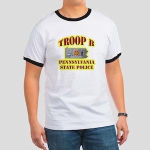 PA State Police Troop B Ringer T