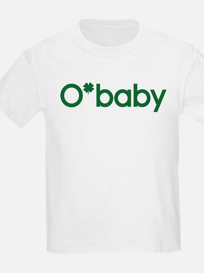 O'Baby Irish Baby T-Shirt