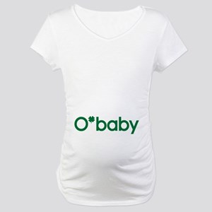 O'Baby Irish Baby Maternity T-Shirt