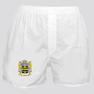 Tilly Family Crest - Coat of Arms Boxer Shorts