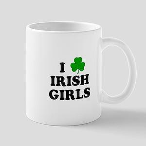 I Heart Irish Girls Mug
