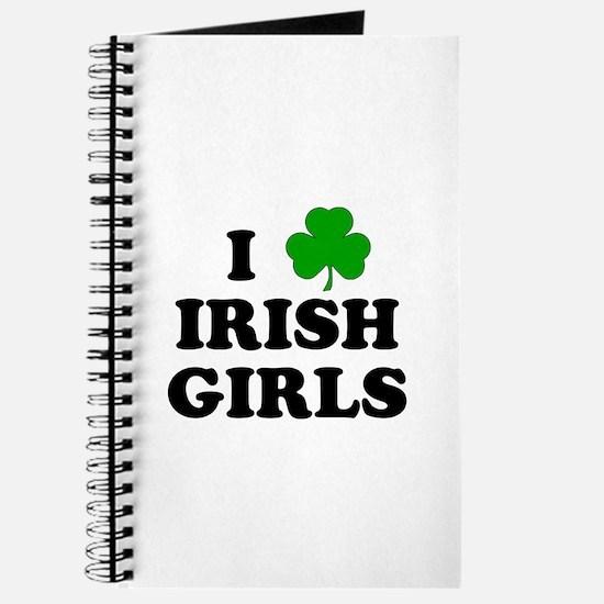 I Heart Irish Girls Journal