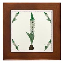 Bulb Framed Tile