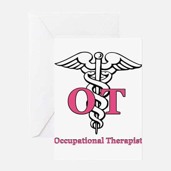 Occupational Therapist Greeting Card
