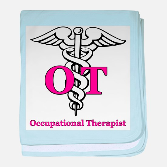Occupational Therapist baby blanket