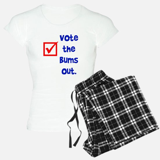 vote the bums out Pajamas