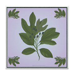 Tree Branch Tile Coaster