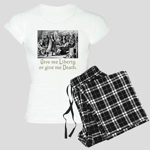 Give me Liberty... Women's Light Pajamas