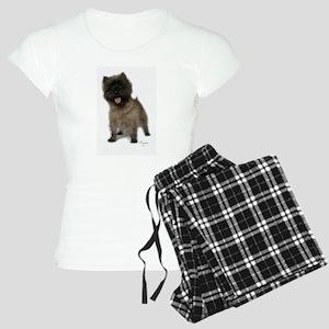 Cairn Terrier Women's Light Pajamas