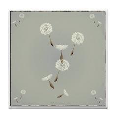 Seeds Tile Coaster