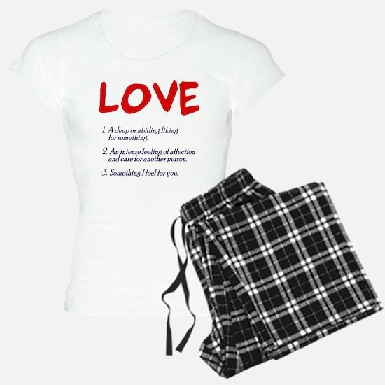 love defined Pajamas
