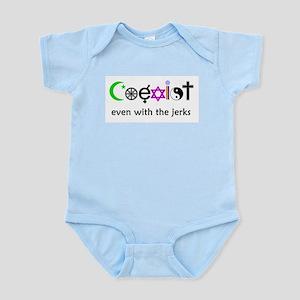 Co-Exist Section Infant Bodysuit