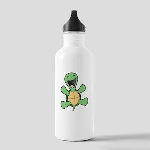 Skuzzo Happy Turtle Stainless Water Bottle 1.0L