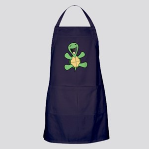 Skuzzo Happy Turtle Apron (dark)