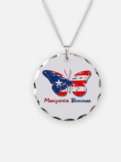 Cute Puerto rican Necklace