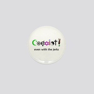 Co-Exist Section Mini Button