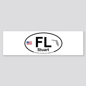 Florida City Sticker (Bumper)