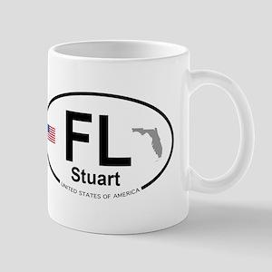 Florida City Mug