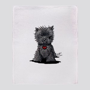 Affenpinscher Throw Blanket