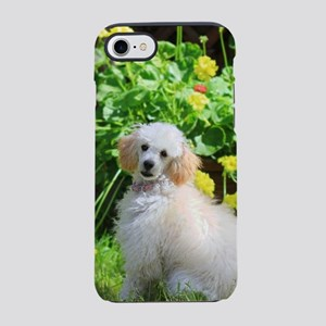 Spring Toy Poodle iPhone 7 Tough Case