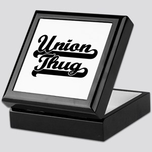 Union Thug Keepsake Box