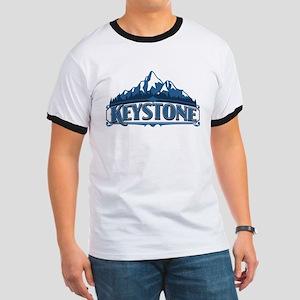 Keystone Blue Mountain Ringer T