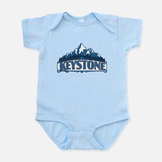 Keystone Blue Mountain Infant Bodysuit