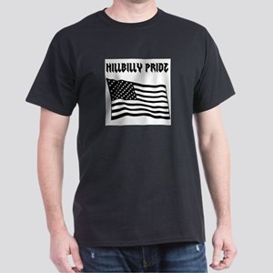 HPRblackusflag Dark T-Shirt